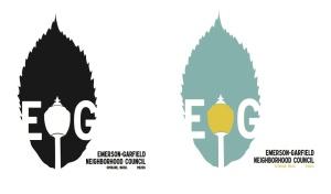 Emerson Garfield Logo